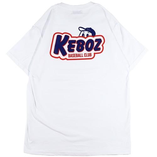 KBC S/S TEE WHITE