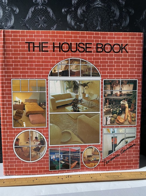 80's テレンス・コンラン THE HOUSE  BOOK