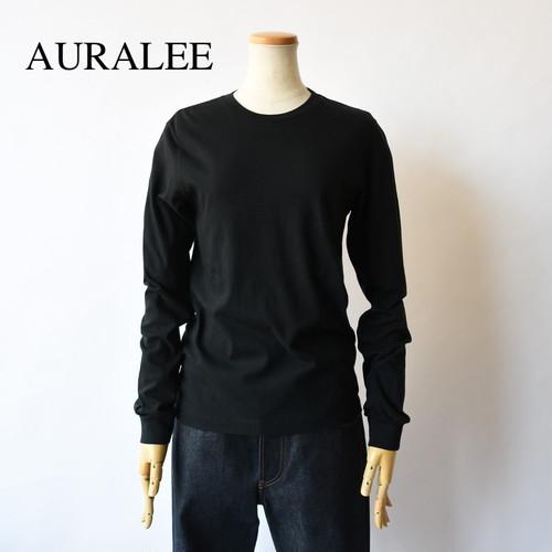 AURALEE/オーラリー ・SEAMLESS L/S TEE