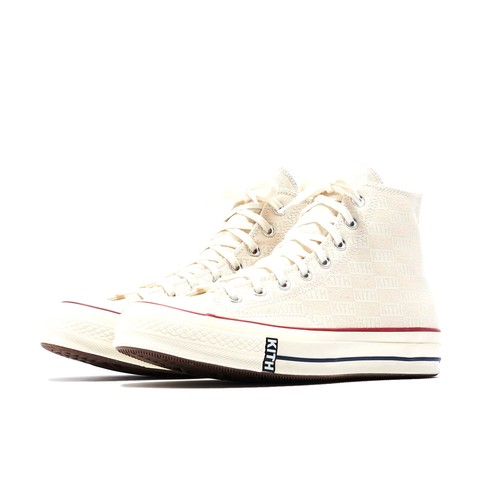 KITH × CONVERSE Chuck Taylor All Star 1970 Sneakers IVORY