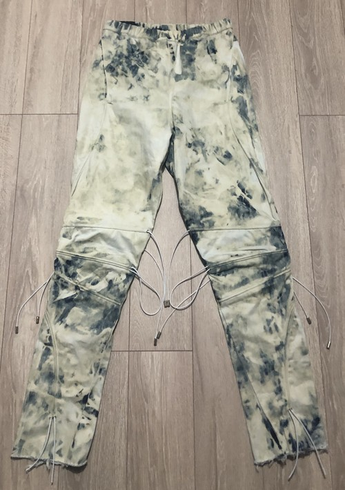 ARNAR MAR JONSSON LACED UP TROUSERS