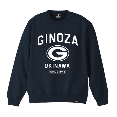 GINOZA VILLAGE CREW NECK SWEAT