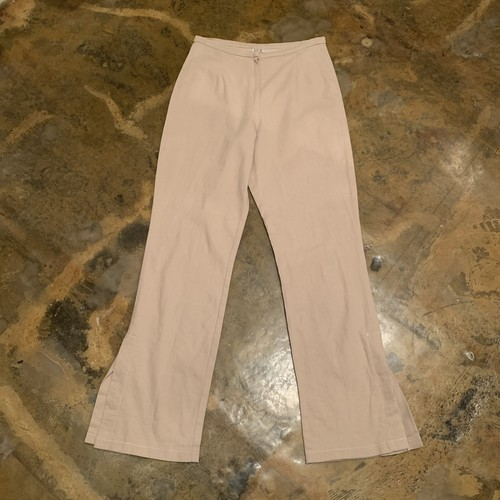 stretch flare pants / usa