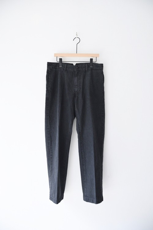 【ORDINARY FITS】YARD TROUSERS check/OF-P057
