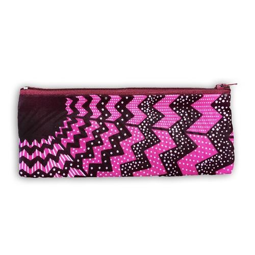 ペンケース(pen case ピンク)