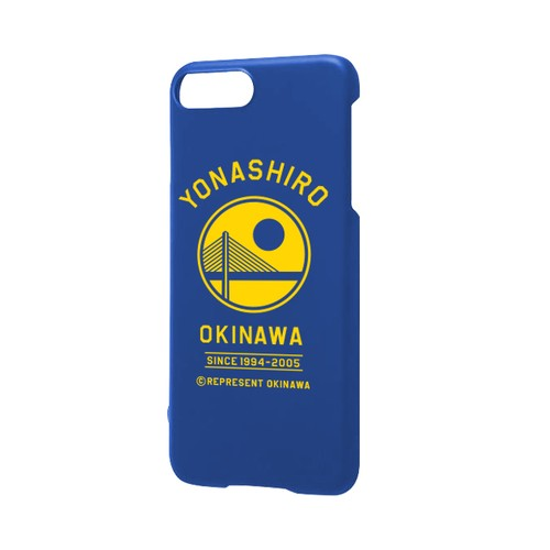 YONASHIRO TOWN  Phone case