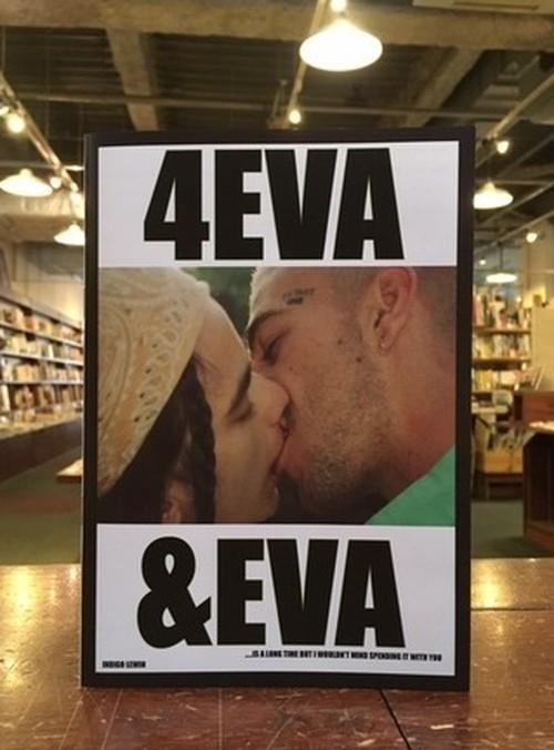 【ZINE】4EVA & EVA|Indigo Lewin