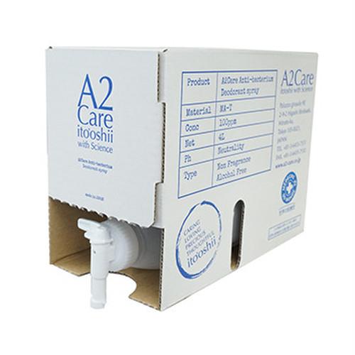 A2Care 消臭除菌剤 4Lボックス
