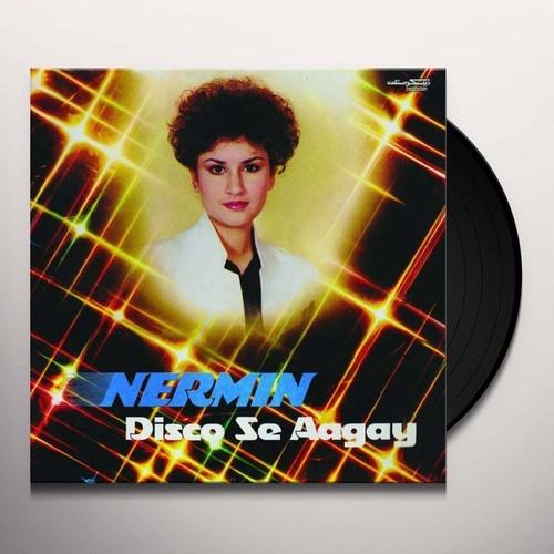 【ラスト1/LP】NERMIN NIAZI - DISCO SE AAGAY -LP-