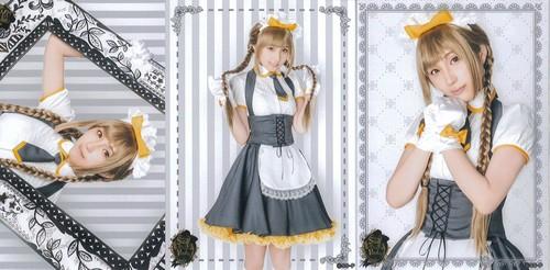 舞台「Stray Sheep Paradise」初演 ユズ(空見ゆき)ブロマイド typeB【ODDB-015 yu-B】