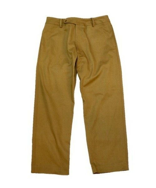 BRITISH KHAKI/BOBBY TROUSER