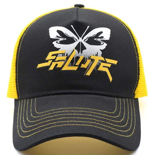 SALUTE Butterfly Cap YELLOW