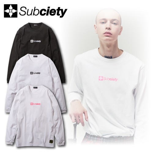 Subciety(サブサエティ) | EMBROIDERY THE BASE L/S