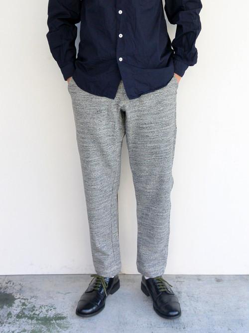 Jackman(ジャックマン)JM7913  Sweat Trousers スウェットトラウザー Charcoal Gray