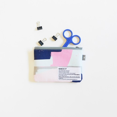 Hand Paint Mini pouch