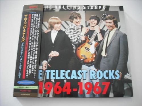 【CD】ROLLING STONES / THE TELECAST ROCKS 1964 - 1967