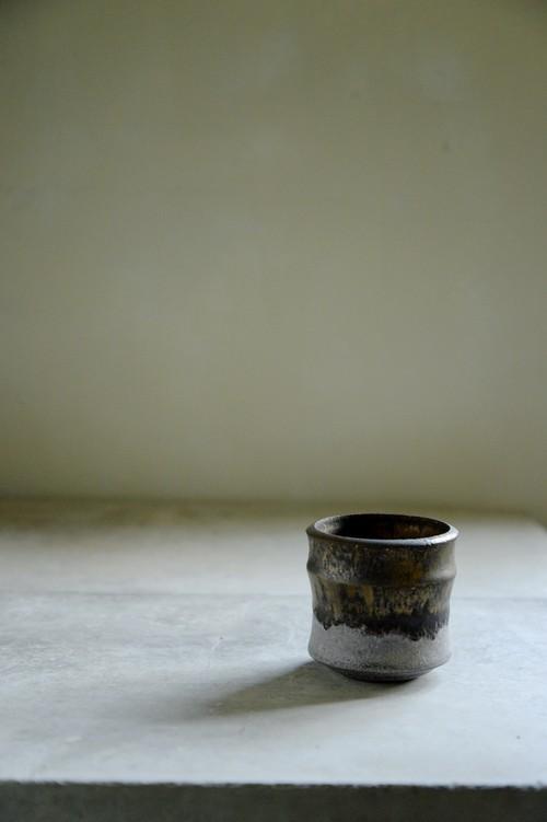 Mederu pot ビーンズ Two-tone