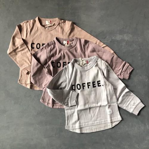 【FOV】 COFFEE. 長袖Tシャツ キッズ~ママ  610403