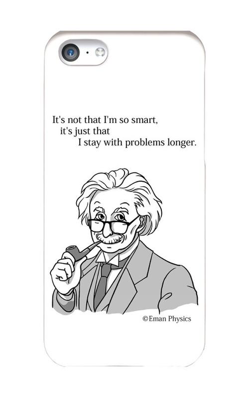 天才物理学者の謙遜 (iPhone5c)