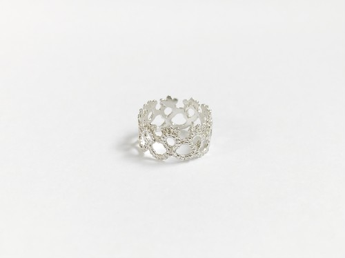 Yularice Lace ring Edging 7 SV925
