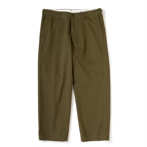 "Just Right ""Thick Trousers"" Olive"