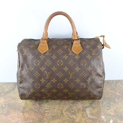 .LOUIS VUITTON M41526 SP0914 SPEEDY30 MONOGRAM PATTERNED BOSTON BAG MADE IN FRANCE/ルイヴィトンスピーディ30モノグラム柄ボストンバッグ 2000000045863