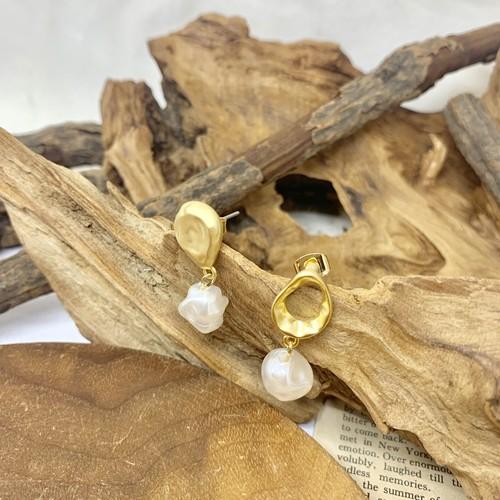 Pearl combination pierce