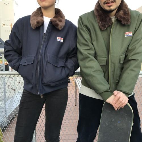 KINFOLK,B-10 Millitary Jacket: 016-11J