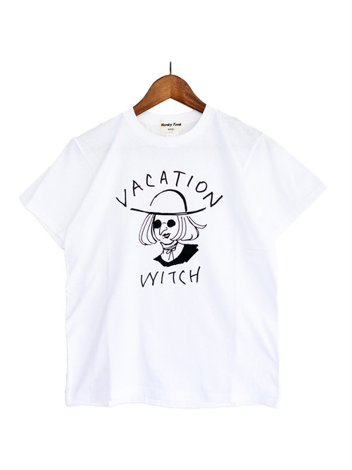 weac.(ウィーク) Honky Tonk Tシャツ【VACATION WITCH】