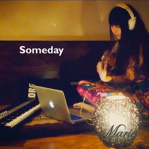 【簡易MV(mp4)歌詞ナシ+おまけ画像(メッセージ/簡易ジャケ)】Someday【Take One ver.2.1】