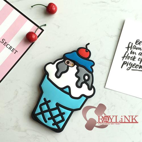 【スマホケース】アイスクリーム型iPhone7Plusケース Vol.2