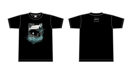 popoq Crystal Landscape T-Shirt