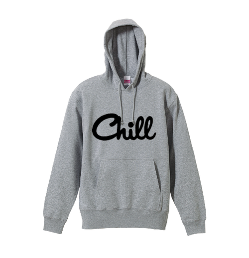 chill foodie / gray