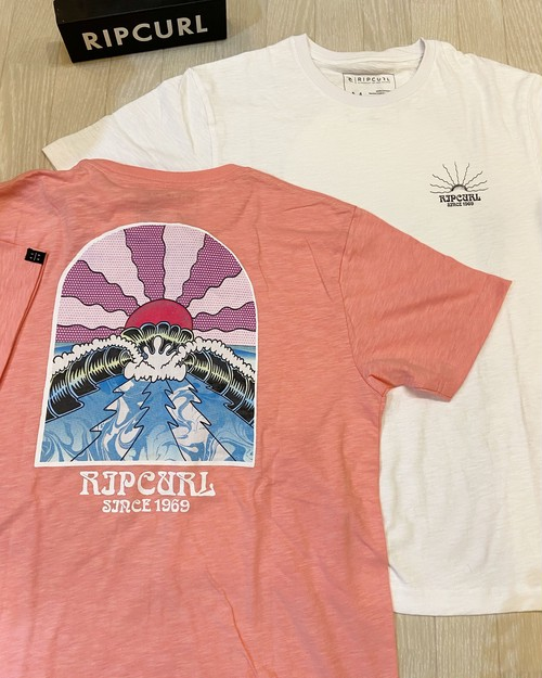 RIPCUR OUTSIDE S/S TEE