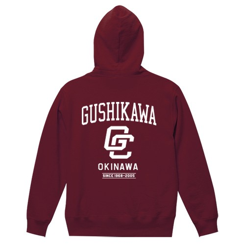 GUSHIKAWA CITY PULL OVER PARKA