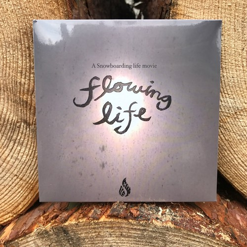 "OUTFLOW snowboards presents  DVD ""Flowing life""  39min"