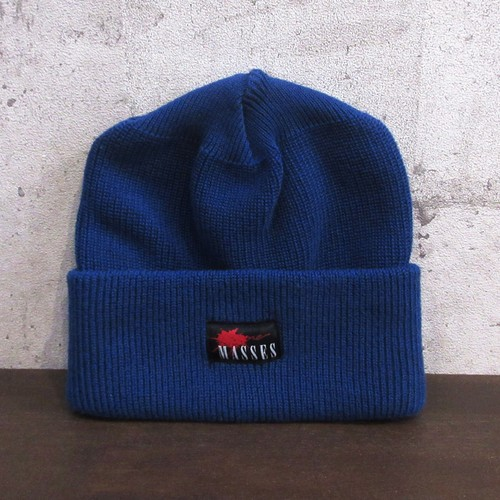MASSES 19AW KNIT CAP C