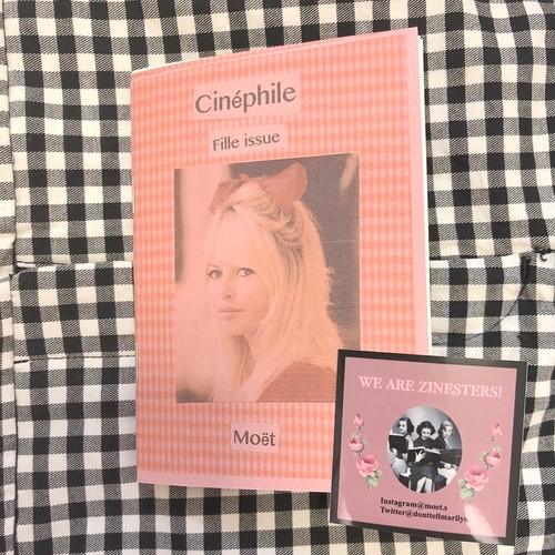Cinéphile #Fille issue