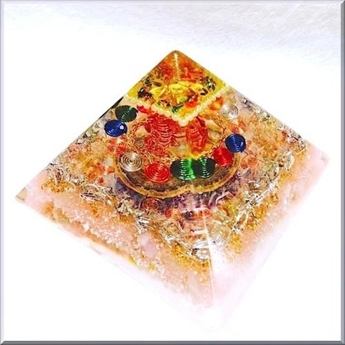 クフ王の大ピラミッド 曼荼羅オルゴン