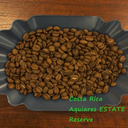 【NEW!】コスタリカ アキアレス農園 リザーブ 200g