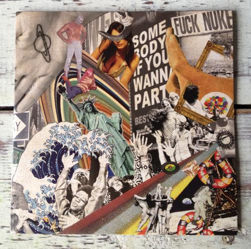 R.M EP - 7inch Vinyl -