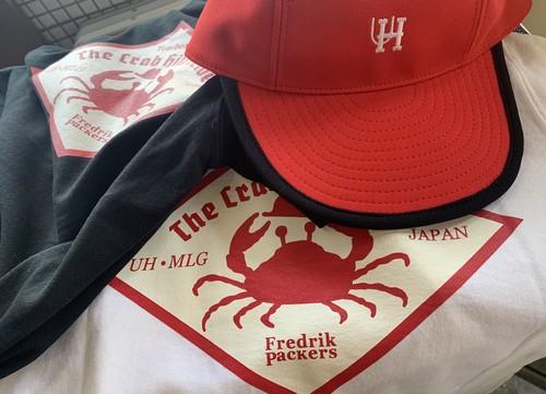 ULTRAHEAVY どら猫調製 baseball cap /Red