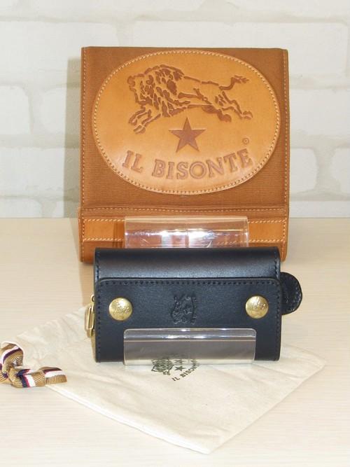 IL BISONTE(イルビゾンテ)/6連キーケース/9290(ネイビー)