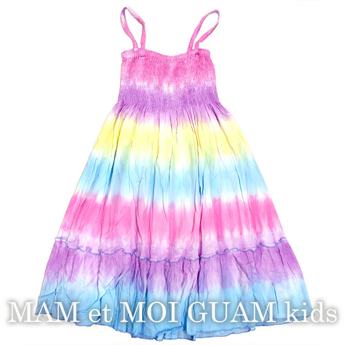 KID Rainbow Camisole dress