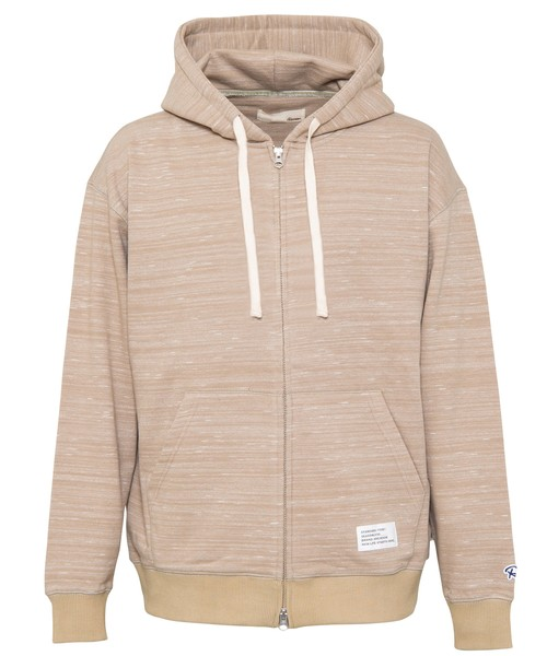 Re:WAPPEN STANDARD SWEAT ZIP PARKA[REC246]