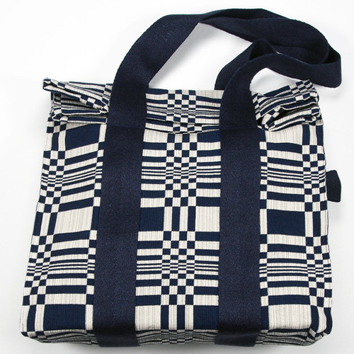 JOHANNA GULLICHSEN Shopping Bag Doris Dark Blue