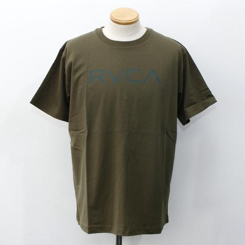 BIG RVCA TEE (Mos Green)