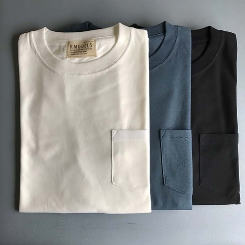 PAST DESIGN ORDER POCKET T-SHIRTS