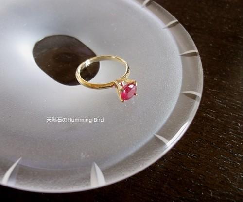 【受注生産】Enochシリーズ■ルビーの指輪