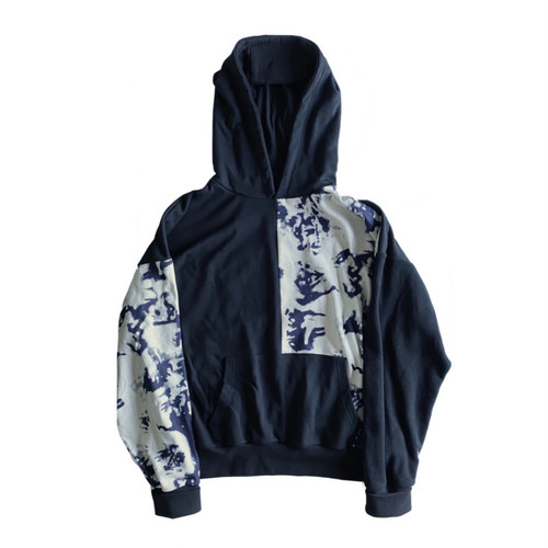 ILL IT - TIE-DYE SWITCHED  HOODIE